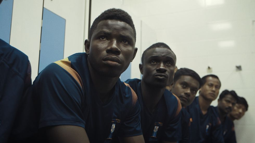 'Workers Cup' Film Highlights The Complicated Preparations For The 2022 World Cup