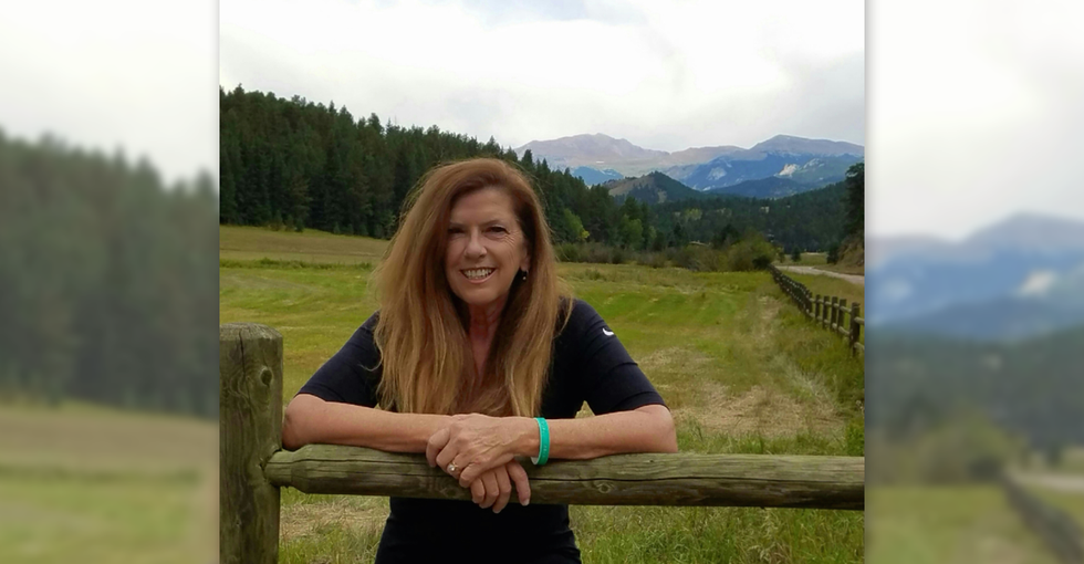 Running For NET: A Mother's Journey To Run In 50 National Parks In Honor Of Her Late Daughter