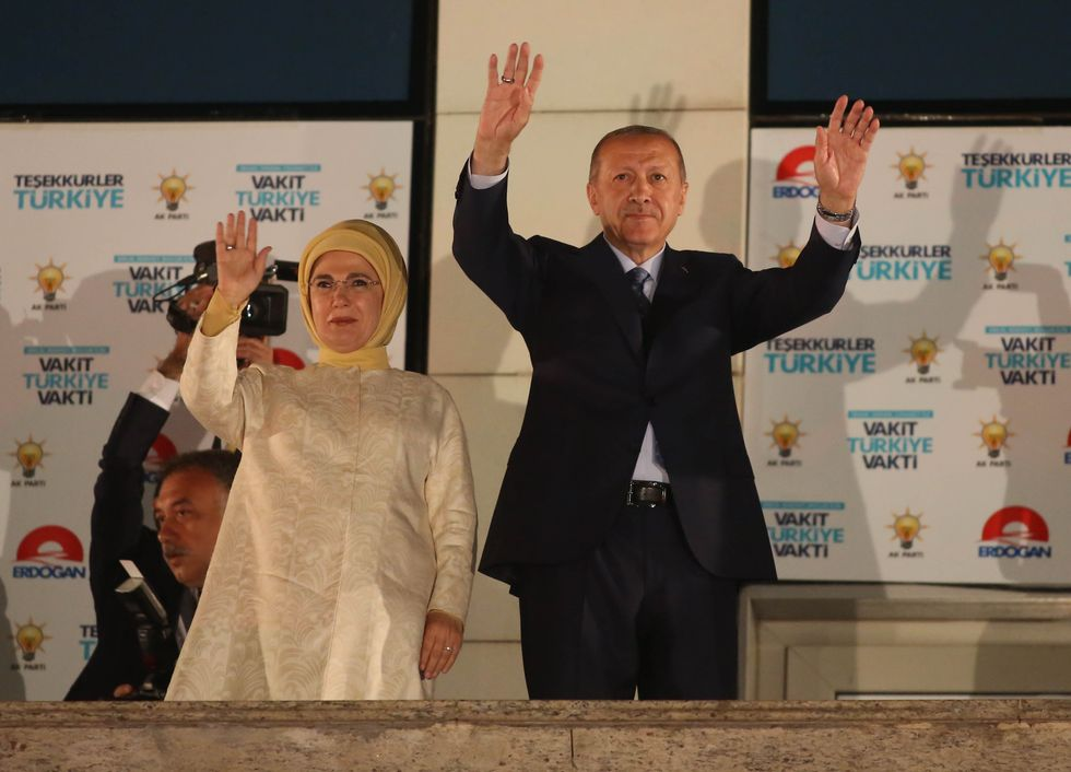 Turkish President Erdoğan's Election Victory Makes Him More Powerful Than Ever