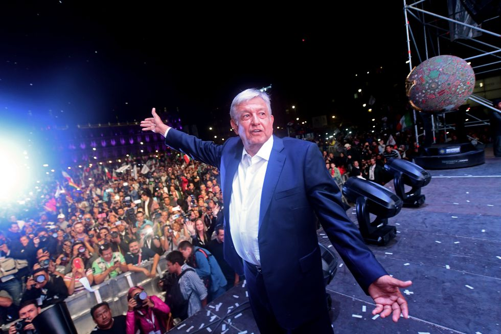 Will Mexico's New President Be Able To Take On Donald Trump?