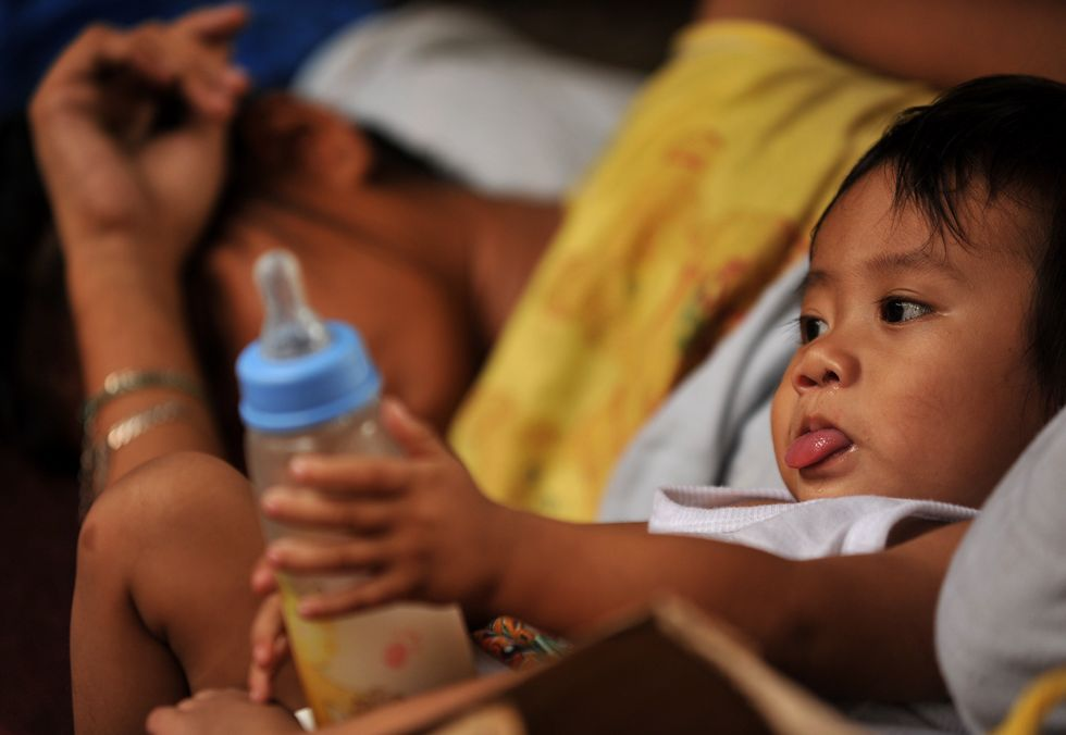 The U.S. Blocked A Global Breastfeeding Initiative In Order To Benefit Formula Companies