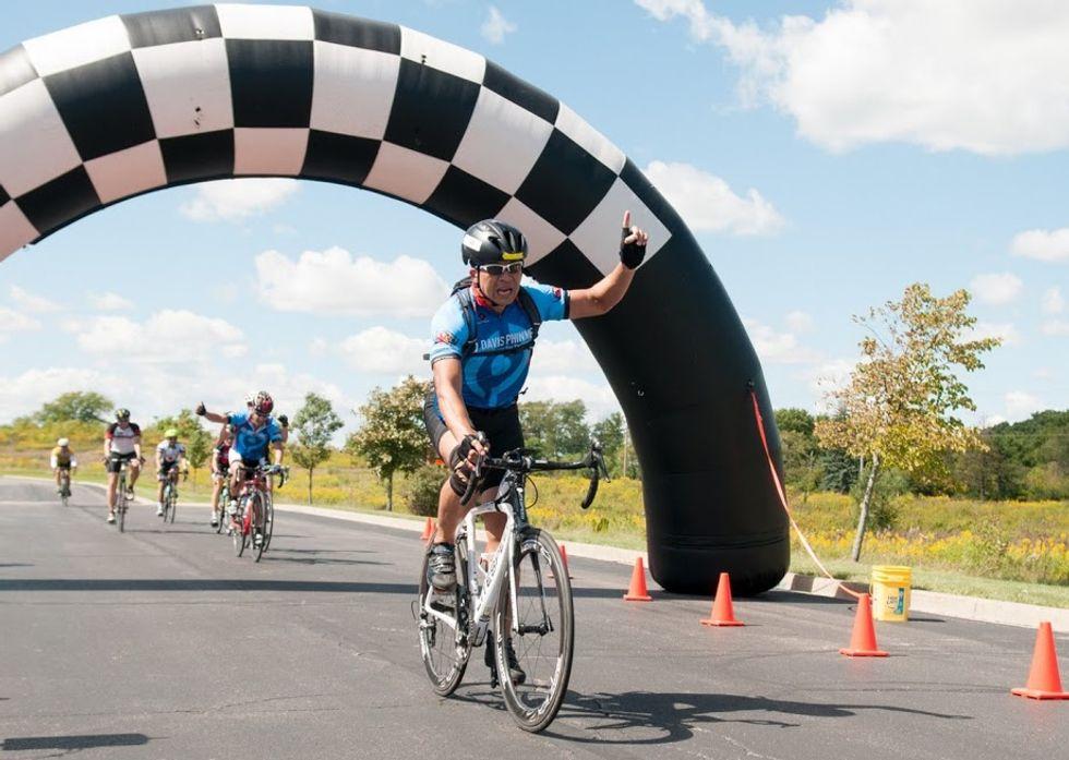 Team Fox Athletes Race Toward A Cure For Parkinson's Disease