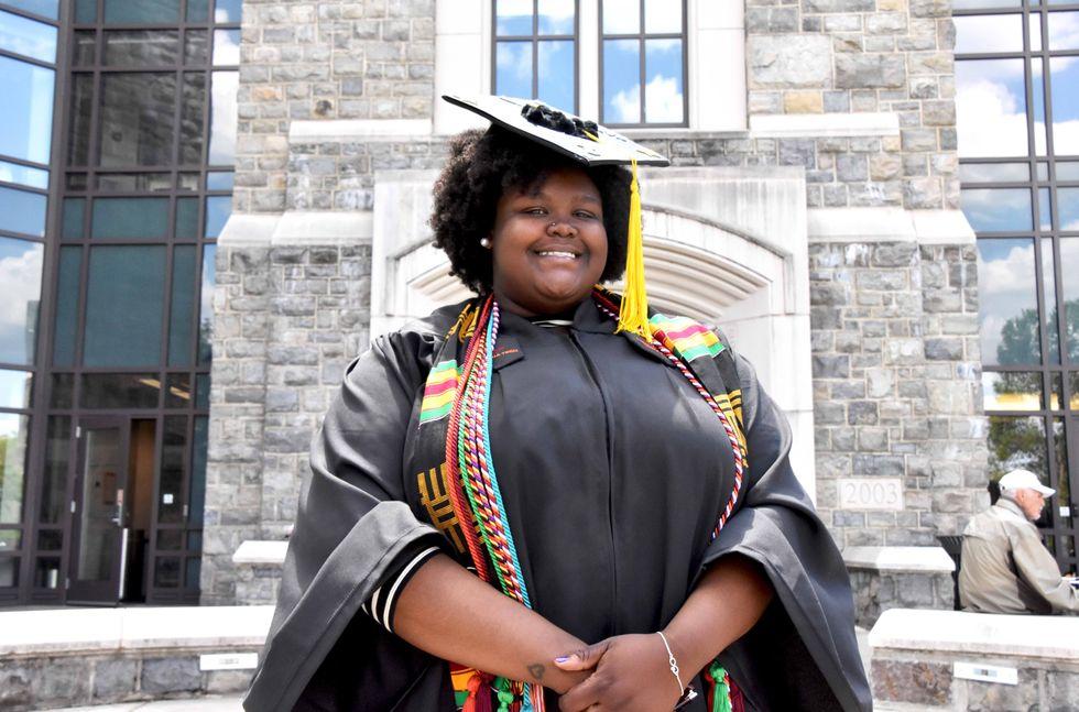 Virginia Tech Finally Has A Black Graduate In Nanoscience