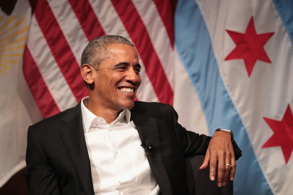 Americans Say Barack Obama Was The Best President Of Their Lifetime
