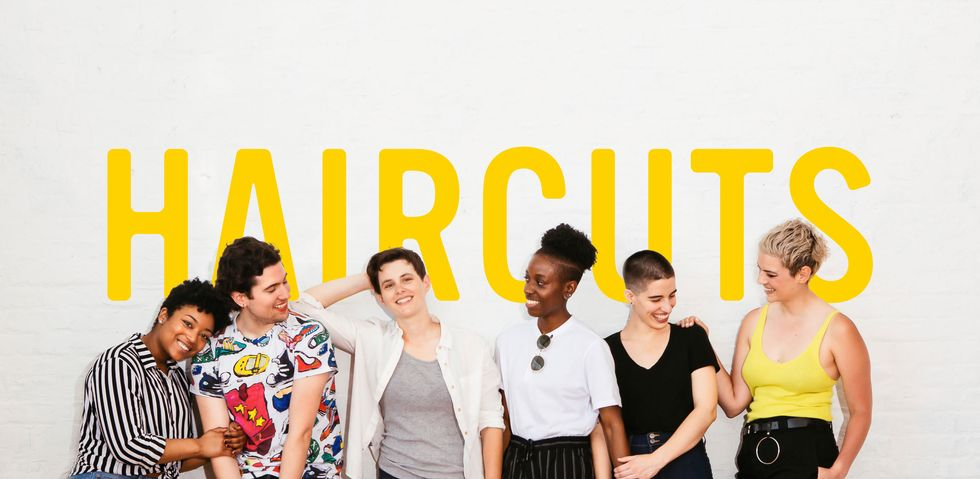 This Genderless Barbershop Builds Community One Haircut At A Time
