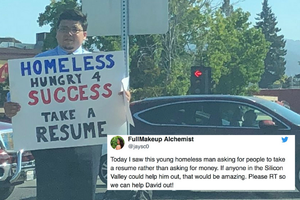 One Viral Photo Illustrates The Alarming Employment And Housing Problems Of The Bay Area