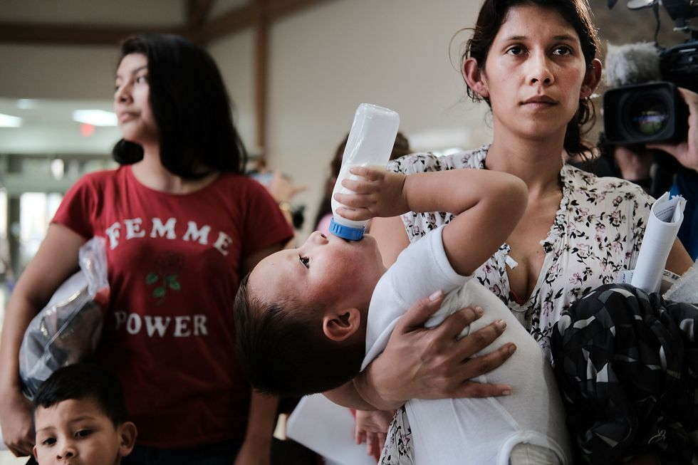 Public Outcry Against Family Separation Is Working