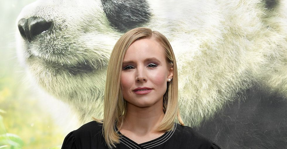 Kristen Bell shares how her battle with mental illness exposes a dangerous taboo.