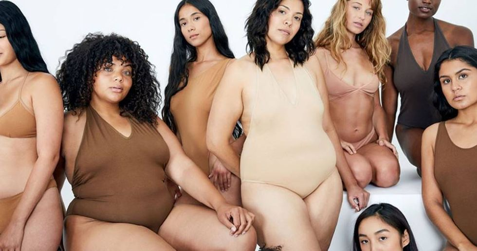 American Apparel just released a super-inclusive 'NUDE' line that'll make everyone feel sexy.