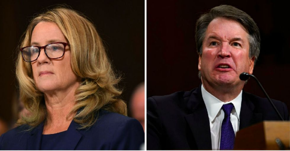 Kavanaugh and Ford might both be telling the truth. And that says something profoundly troubling about our world.