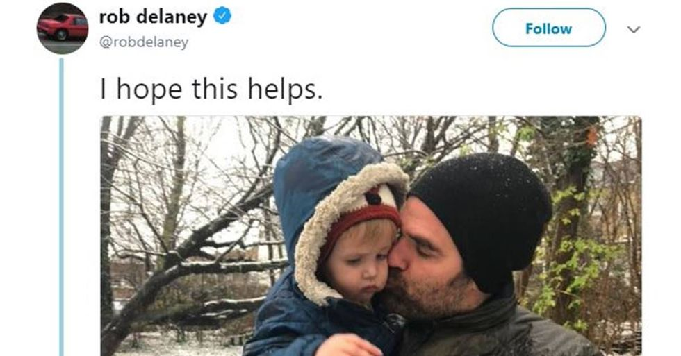 Rob Delaney shares a heartbreaking essay about his son's death to help other parents of sick children.
