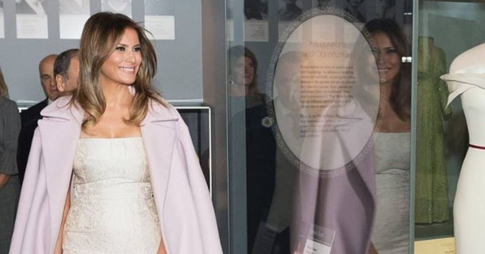 Melania Trump spoke out on #MeToo and got it horribly wrong.