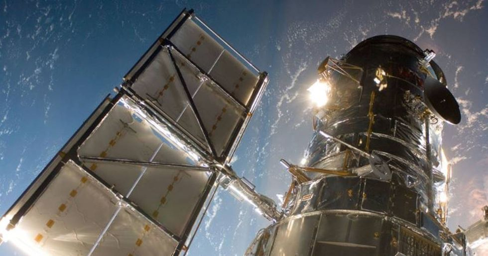 Fact: NASA takes the best before-and-after photos. Here are 10 of them.