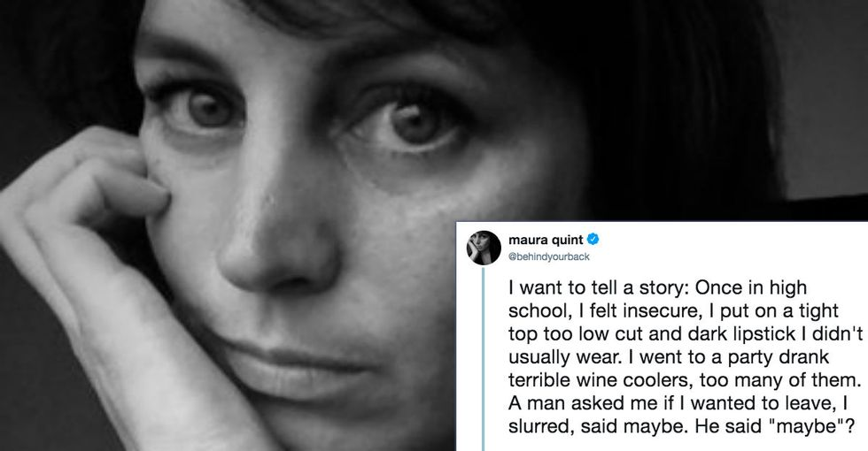 This woman's viral Twitter thread about men NOT assaulting her is a must read.