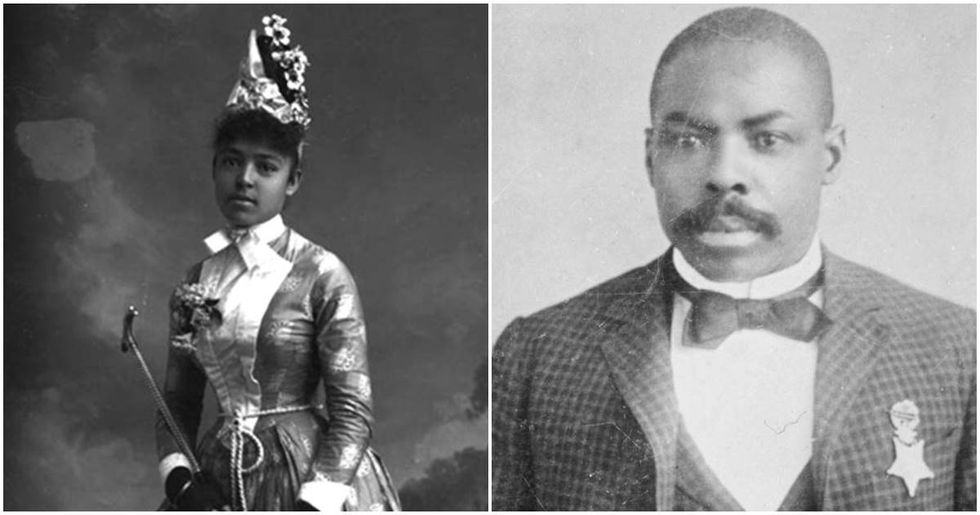 17 stunning photos of black Victorians show how history really looked.