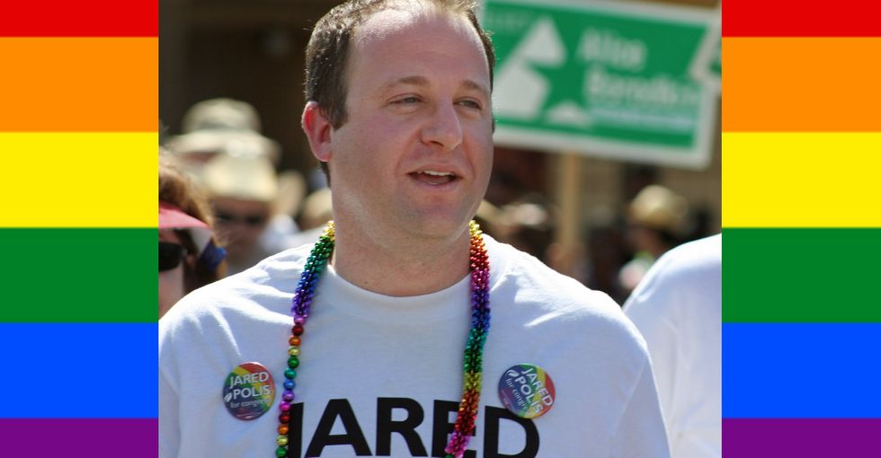 Meet Jared Polis, the first openly gay elected governor in America.