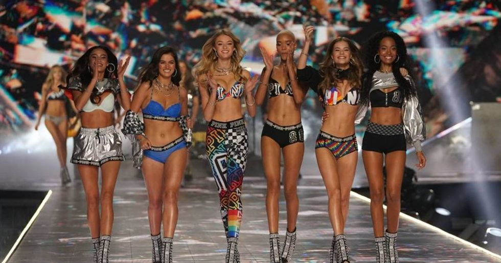 A Victoria Secret exec's comments on why it doesn't hire trans and curvy models backfired spectacularly.