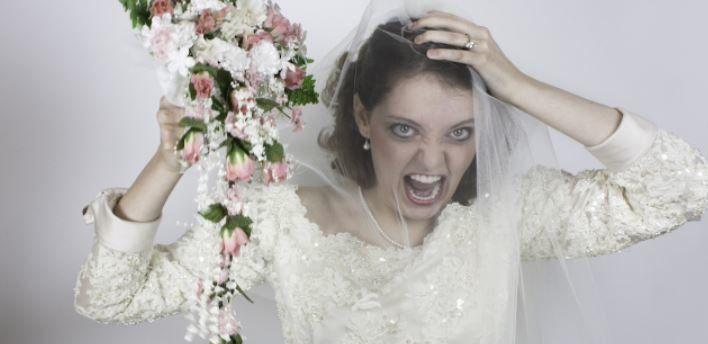 Ugly Wedding Dress.Bridezilla Enforces Ugly 1 000 Dress Code Based On Weight That S