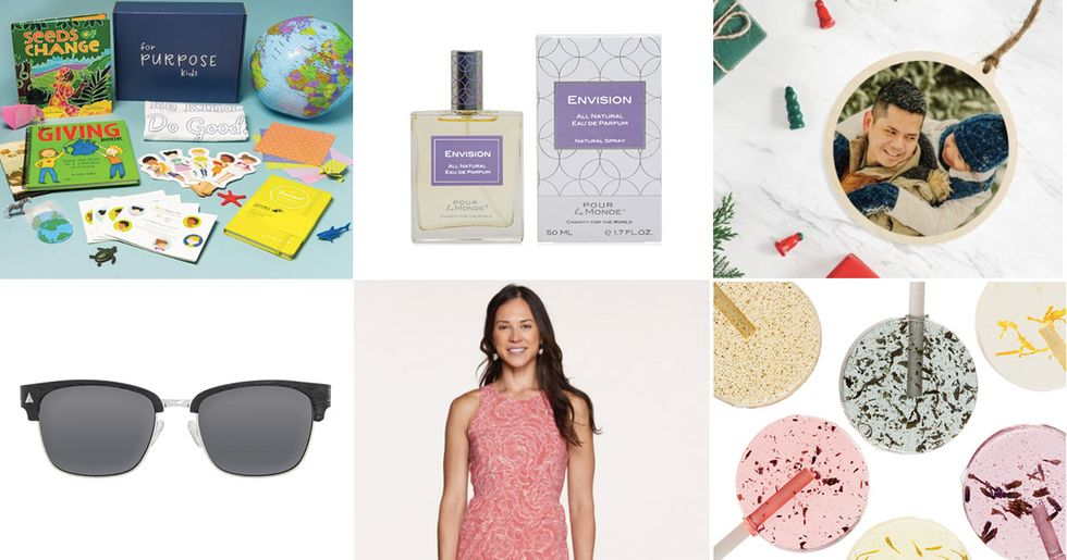 The 20 most popular ethical and eco-friendly holiday gifts of 2018.