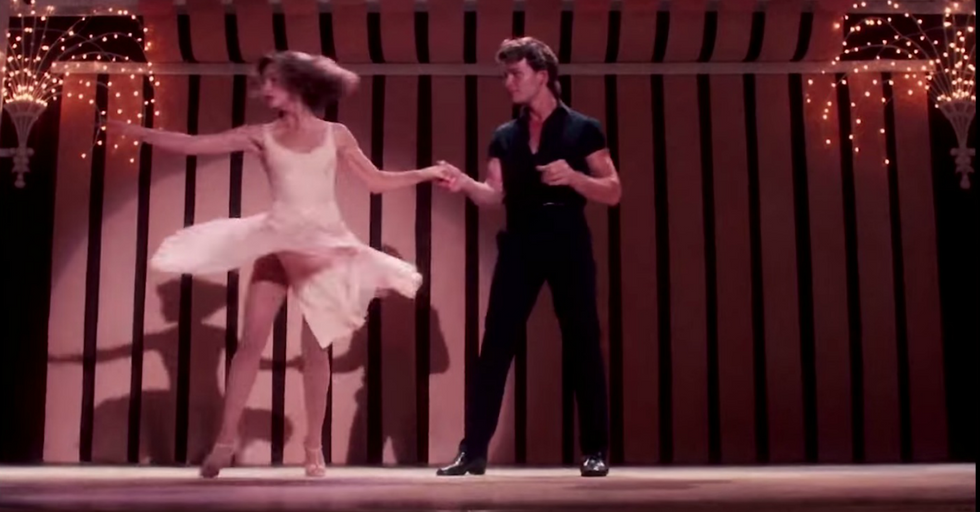 One incredible music video created from combining 77 Hollywood dance scenes.