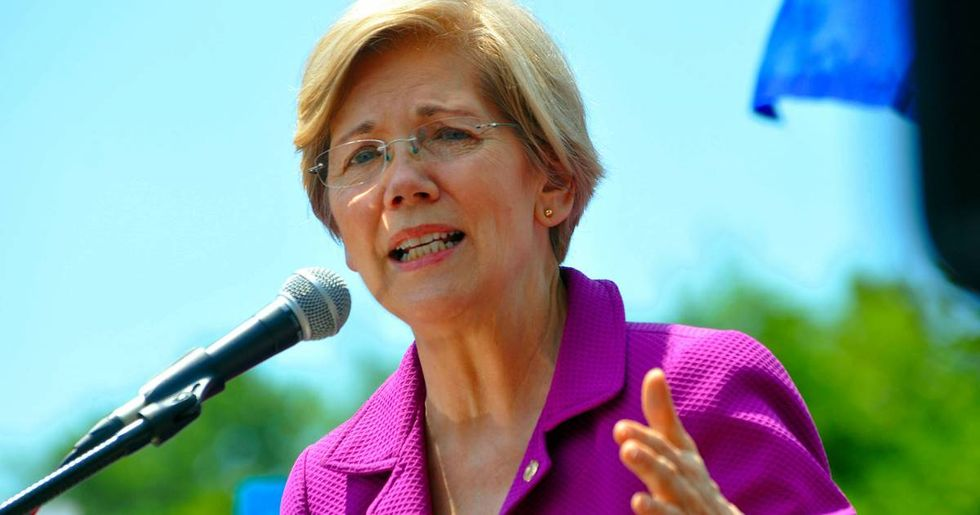 Elizabeth Warren will propose a tax on the super-rich to curb inequality.