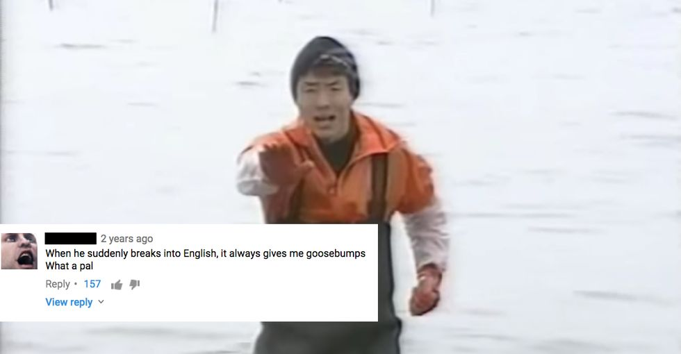 Join the 6 million people who have been inspired by this Japanese fisherman's life advice.
