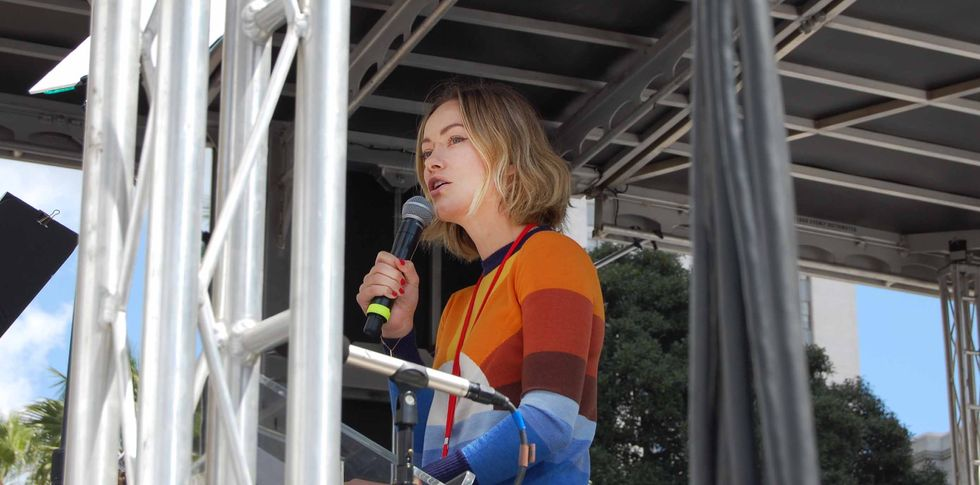 Here Are Some Of The Most Powerful Messages Against Gun Violence From Celebrities At L.A.'s March For Our Lives