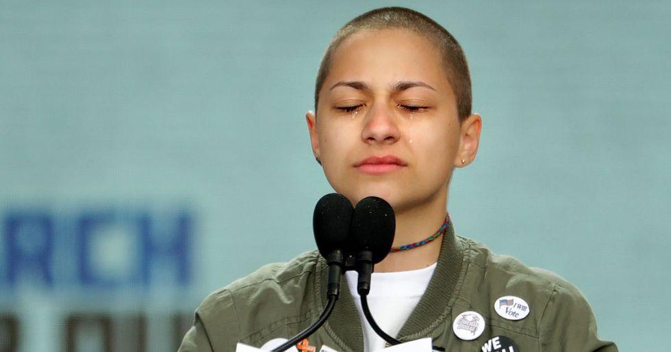 A Gun Rights Activists Created A Disgusting Image Of Parkland Shooting Survivor Emma Gonzalez