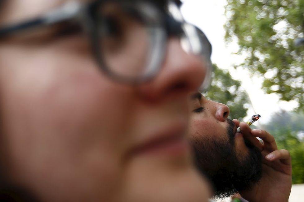 Marijuana legalization – a rare issue where women are more conservative thanmen.
