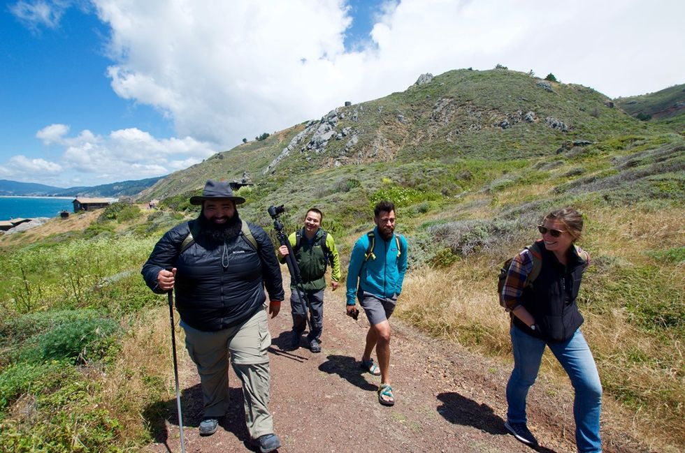 A Grassroots Organization Aims To Get More Latinos Active In The Great Outdoors
