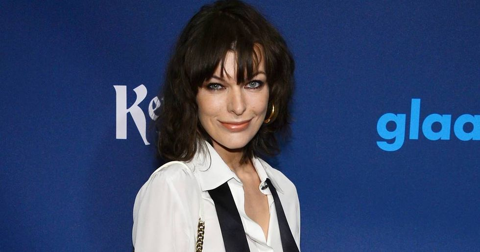 Milla Jovovich bravely spoke out against newly-passed anti-choice laws by describing her 'horrific' abortion.