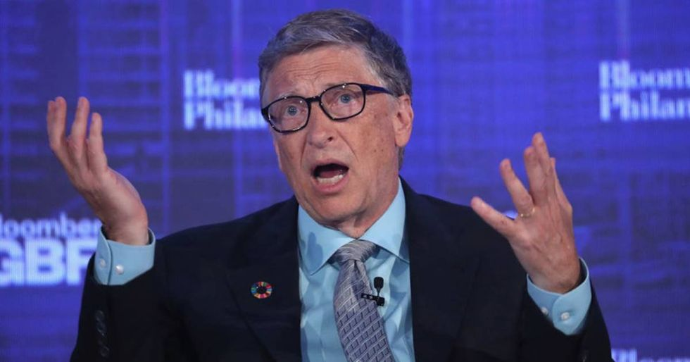 Bill Gates has five books he thinks you should read this summer.