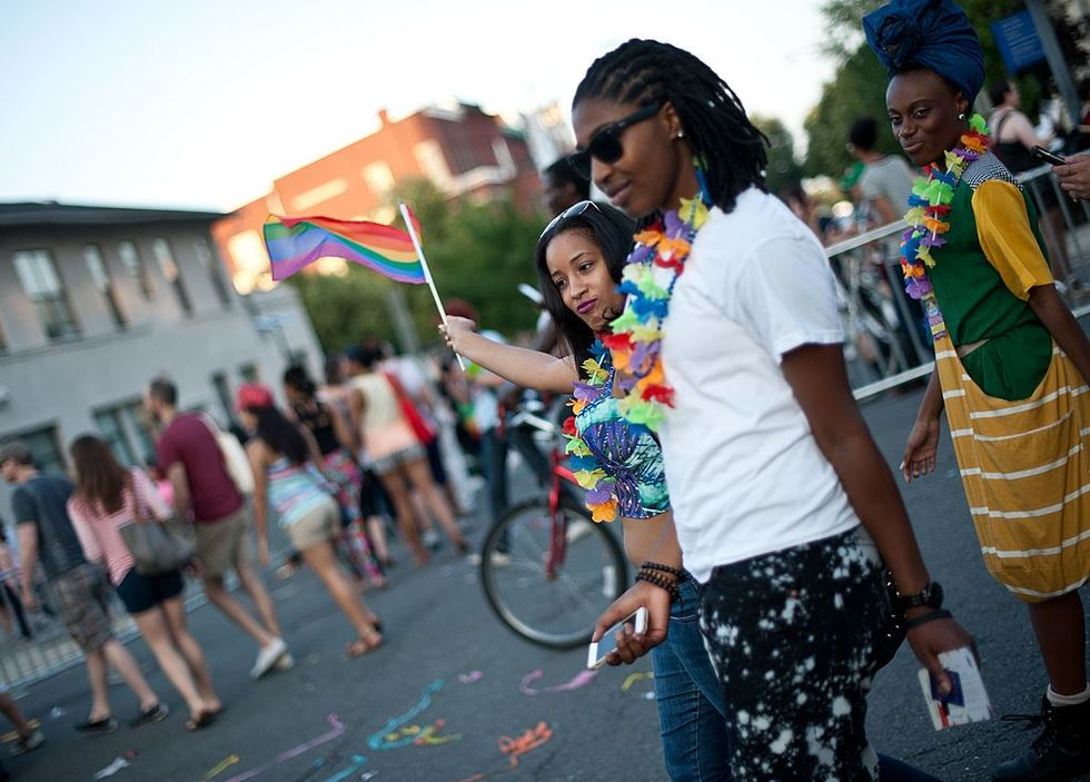 23% of young black women now identify as bisexual.