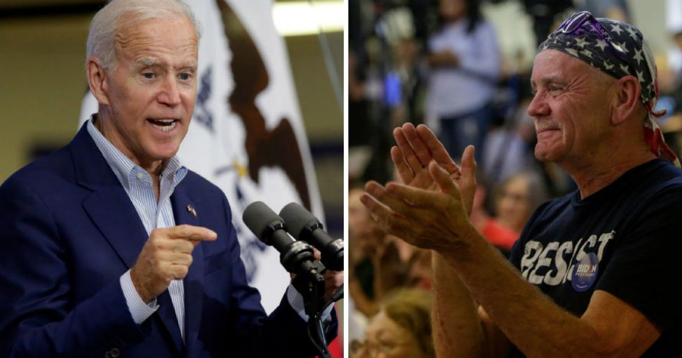 Joe Biden 'Eviscerated' Trump in a speech for the ages.