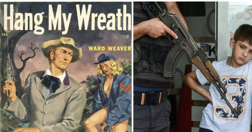 The 'good guy with a gun' is a deadly American fantasy that needs to end.