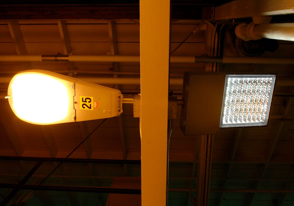 Here's Why LED Lights Might Be The Next Bright Idea On Climate Change