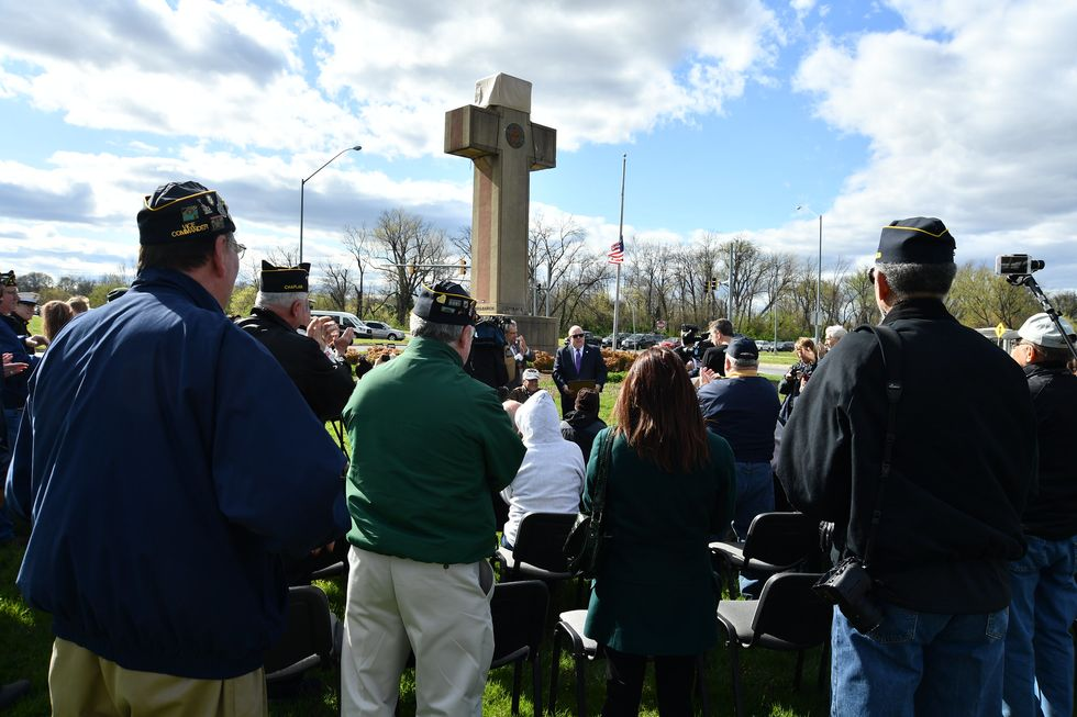 The Supreme Court just ruled that Maryland's 'Peace Cross' can stay on public land.