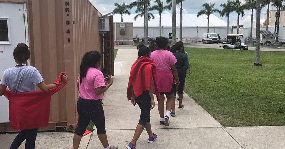 U.S. company making $750 per day, per child to keep immigrant children in 'prison-like' conditions