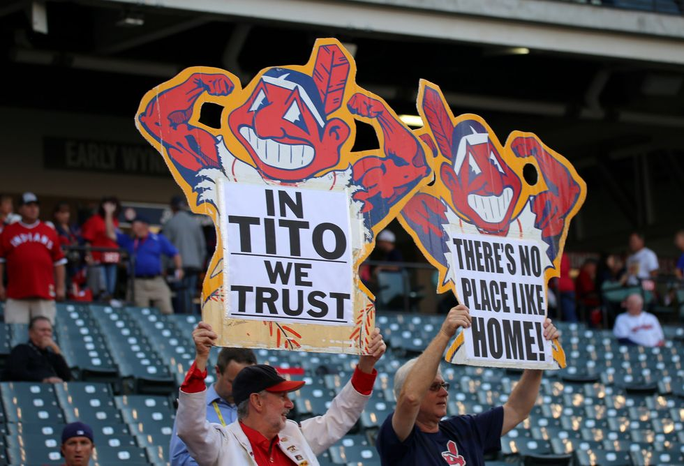 New Research Shows How Native American Mascots Reinforce Stereotypes