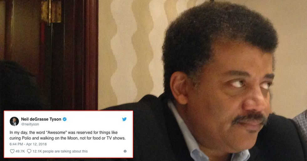 People Have Had Enough Of Neil DeGrasse Tyson's Grumpiness On Twitter