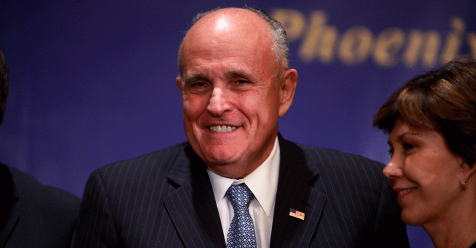 Trump Adds Rudy Giuliani To His Legal Team To 'Quickly' End Mueller's Investigation