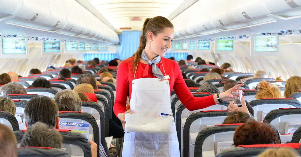 Here's Why Flight Attendants Refuse To Drink The Coffee On Airplanes