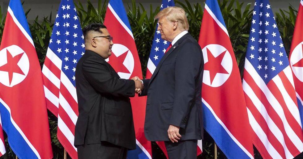 Trump Legitimizes Kim While Getting Little In Return At Singapore Summit
