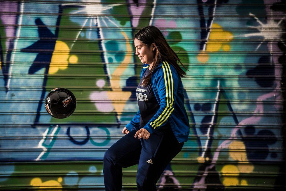 LGBTQ Youth Athletes Should'Play Proud'