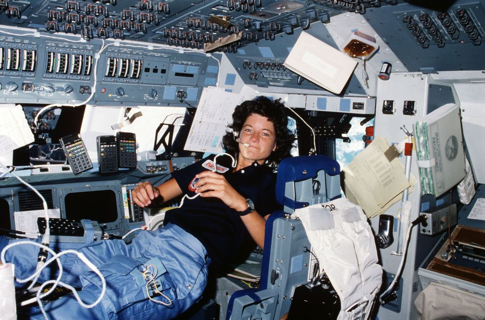 Astronaut Sally K. Ride's Legacy: Encouraging Young Women To Embrace Science And Engineering