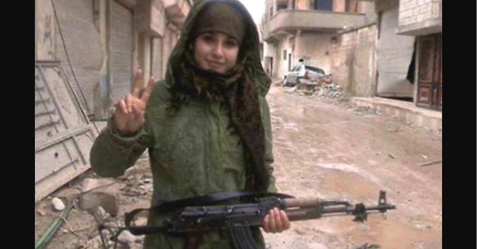 Woman Forced into Sex Slavery Kills Her ISIS Captor