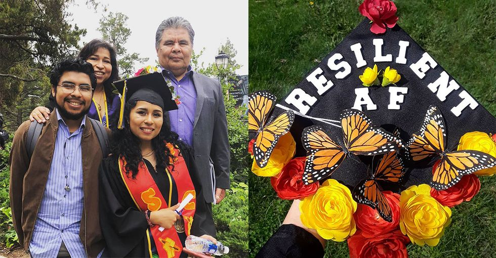 Immigrant Graduates Share Their School Journey With #Immigrad