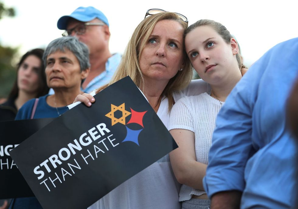 A Jewish nurse who treated the Pittsburgh mass shooter wrote an incredible letter about the power of love.