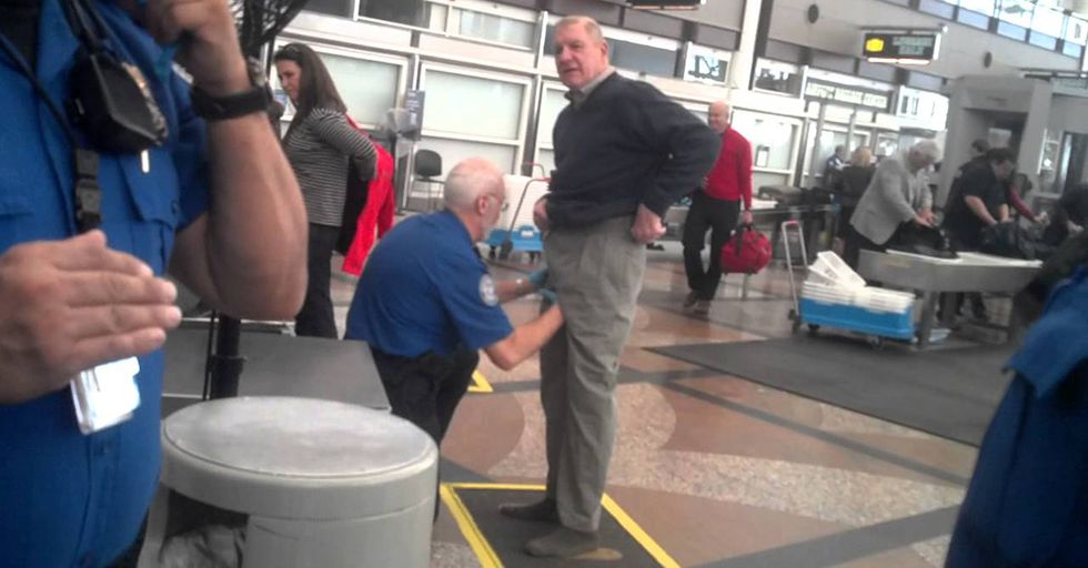 If You Thought TSA Pat-Downs Were Intrusive Before … They're Getting Worse