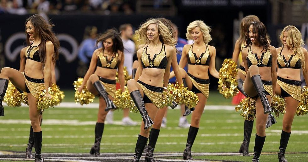 Fired NFL cheerleader reveals the bizarre and sexist rules she had to follow.